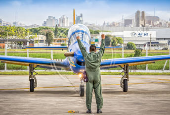 """FAB5707 - Brazil - Air Force """"Esquadrilha da Fumaça"""" Embraer EMB-314 Super Tucano A-29A"""