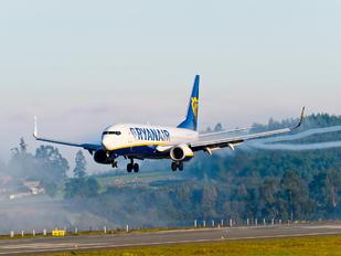 EI-FRE - Ryanair Boeing 737-800