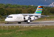 SE-DJO - BRA (Sweden) British Aerospace BAe 146-200/Avro RJ85 aircraft