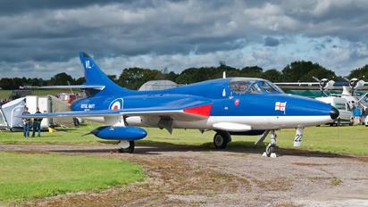 G-BZSE - Private Hawker Hunter T.8