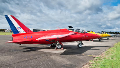 G-FRCE - Heritage Aircraft Folland Gnat (all models)