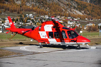 HB-ZRY - REGA Swiss Air Ambulance  Agusta Westland AW109 SP Da Vinci
