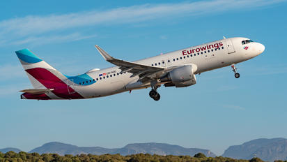 OE-IQC - Eurowings Europe Airbus A320