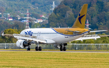 EI-GFN - I-Fly Airlines Airbus A319