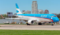 LV-GBK - Austral Lineas Aereas Embraer ERJ-190 (190-100) aircraft