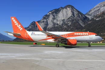 OE-ICP - easyJet Europe Airbus A320