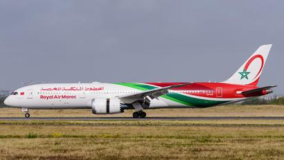 CN-RAM - Royal Air Maroc Boeing 787-9 Dreamliner