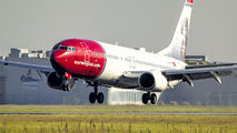 EI-FJE - Norwegian Air Shuttle Boeing 737-800 aircraft