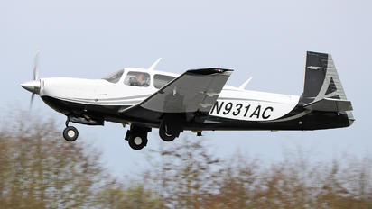 N931AC - Private Mooney M20R