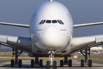 A6-EOH - Emirates Airlines Airbus A380