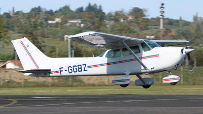 F-GGBZ - Private Cessna 172 Skyhawk (all models except RG)