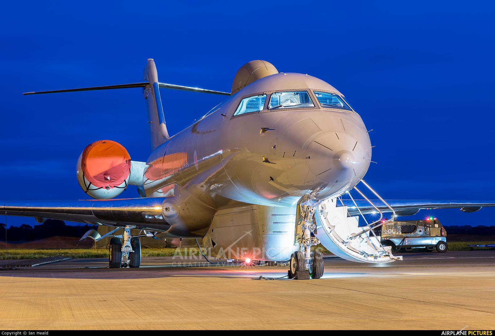Royal Air Force ZJ691 aircraft at Waddington