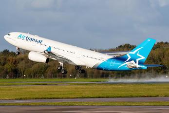 C-GTSJ - Air Transat Airbus A330-200