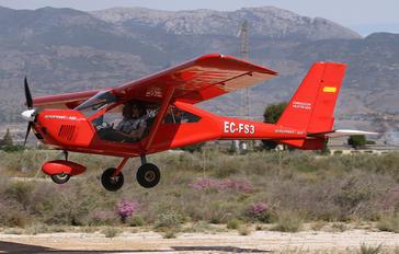 EC-FS3 - Private Aeroprakt A-22 Foxbat