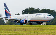 VQ-BHB - Aeroflot Boeing 737-800 aircraft