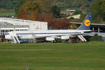 D-ABOB - Lufthansa Boeing 707-400