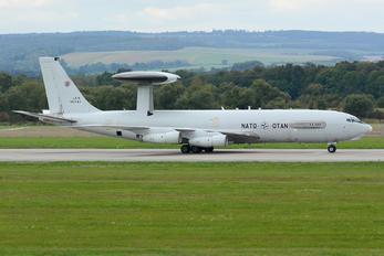 LX-N - NATO Boeing E-3A Sentry