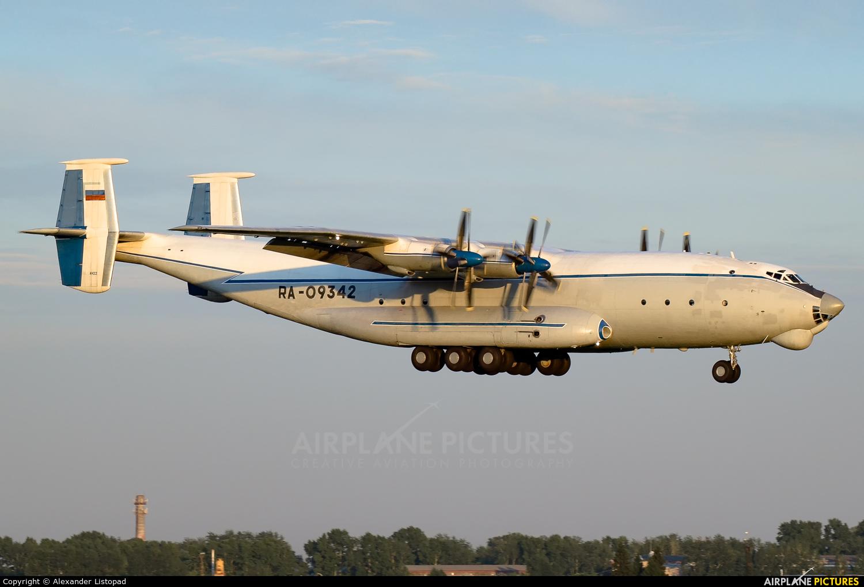 Russia - Air Force RA-09342 aircraft at Novosibirsk