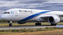 4X-EDC - El Al Israel Airlines Boeing 787-9 Dreamliner aircraft