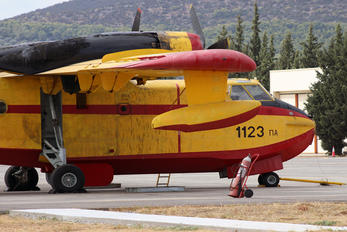 1123 - Greece - Hellenic Air Force Canadair CL-215