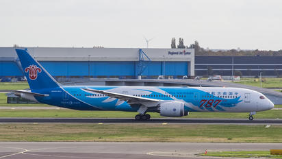 B-1168 - China Southern Airlines Boeing 787-9 Dreamliner