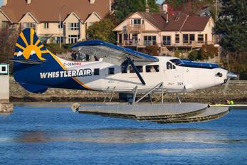 C-GEND - Whistler Air de Havilland Canada DHC-3 Otter