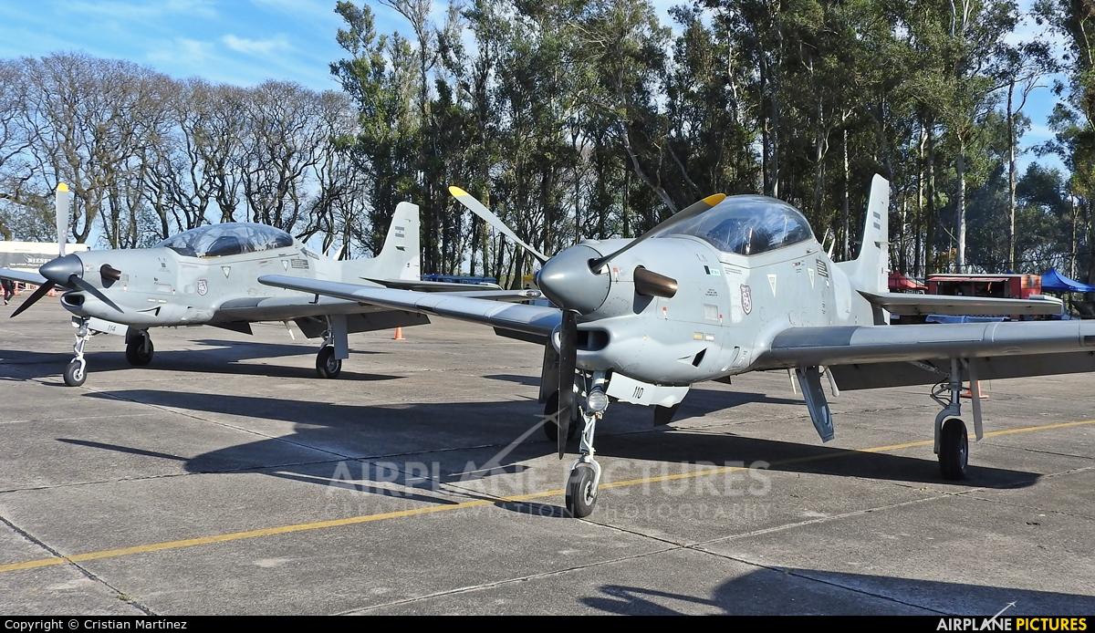 Argentina - Air Force A-110 aircraft at Reconquista - Daniel Jurkic