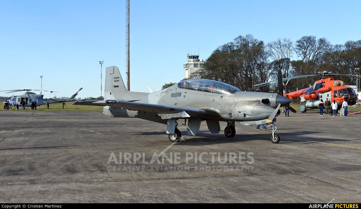 Argentina - Air Force A-129 aircraft at Reconquista - Daniel Jurkic