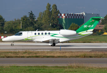 OE-GCZ - Private Cessna 525C Citation CJ4
