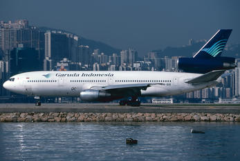 PK-GIE - Garuda Indonesia McDonnell Douglas DC-10-30