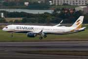 First Airbus A321neo for Starlux Airlines title=