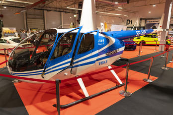 SP-SIP - Private Robinson R44 Astro / Raven