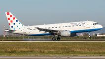9A-CTK - Croatia Airlines Airbus A320 aircraft