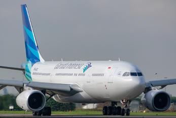 PK-GPQ - Garuda Indonesia Airbus A330-200
