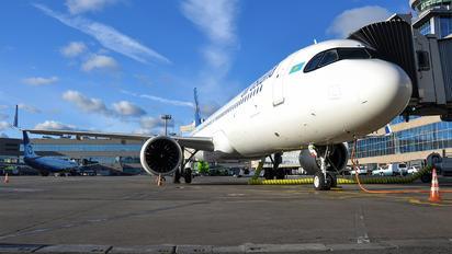 P4-KGA - Air Astana Airbus A321 NEO