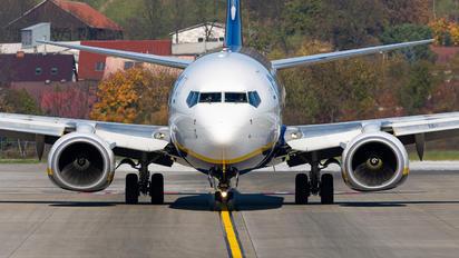 EI-DLO - Ryanair Boeing 737-800