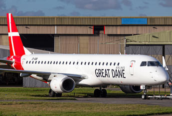 EI-GGB - Great Dane Airlines Embraer ERJ-195 (190-200)