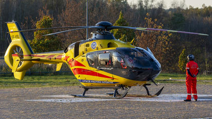 SP-HXU - Polish Medical Air Rescue - Lotnicze Pogotowie Ratunkowe Eurocopter EC135 (all models)