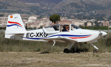 EC-XKO - Private Vans RV-9A