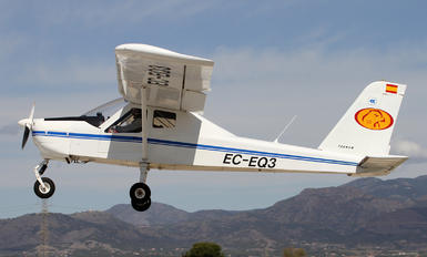 EC-EQ3 - Private Tecnam P92 Echo, JS & Super