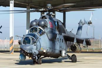 38 - Russia - Air Force Mil Mi-35M