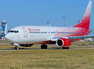 VP-BOI - Rossiya Boeing 737-800