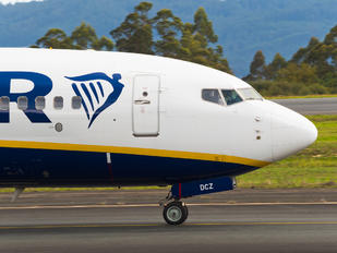 EI-DCZ - Ryanair Boeing 737-800