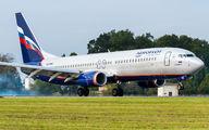 VQ-BWC - Aeroflot Boeing 737-800 aircraft
