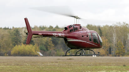 SP-NCC - Private Bell 505 Jet Ranger X