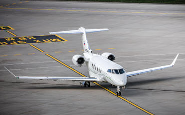 RA-67243 - Private Bombardier BD-100 Challenger 350 series