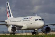 F-GRHB - Air France Airbus A319 aircraft