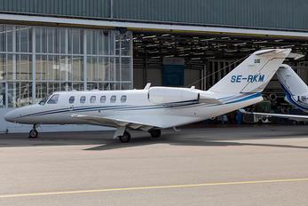 SE-RKM - Private Cessna 525A Citation CJ2