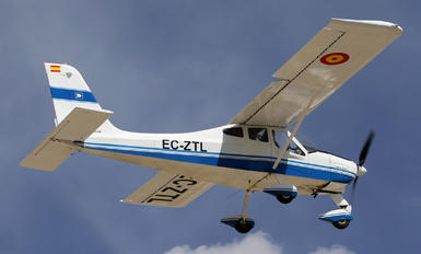 EC-ZTL - Private Tecnam P92 Echo S