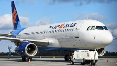 4XABG - Israir Airlines Airbus A320